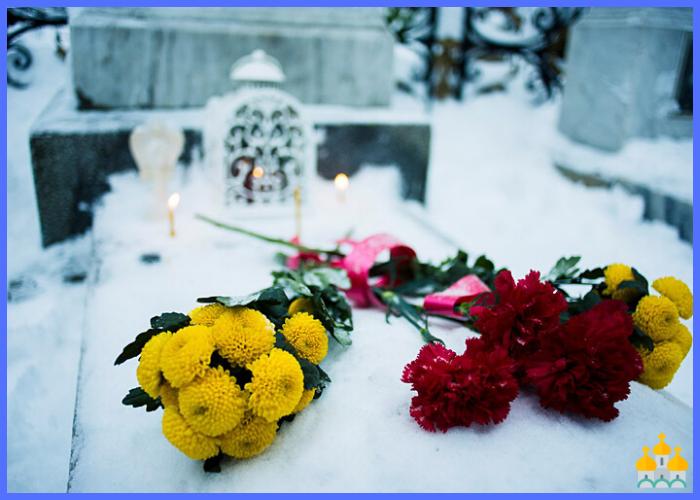 Почему нельзя зимой ходить на кладбище
